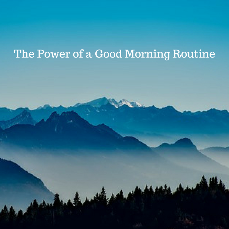 The Power of a Good Morning Routine – Experience Amazing Results!