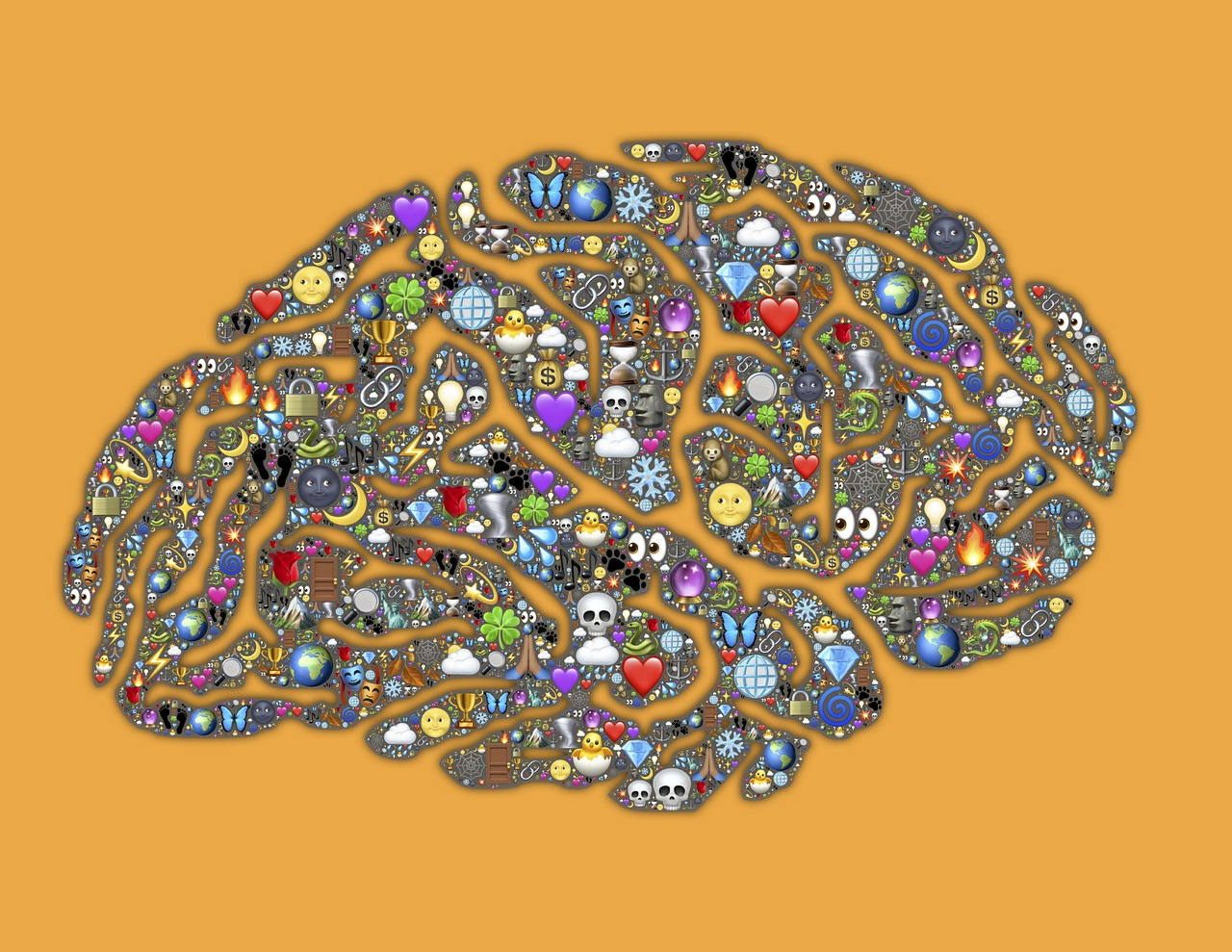 The Downside and Upside of A Creative Mind During Anxiety